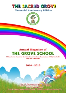Magazine 2015 front cover